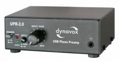 Préamplificateur phono Dynavox UPR-2.0