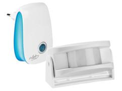 Sonnette / détecteur de mouvement sans fil
