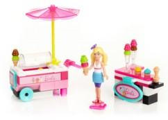 Barbie Build'n Style - Barbie ''Vendeuse de glaces''