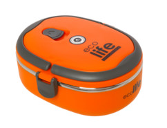 lunch box isotherme eco life orange