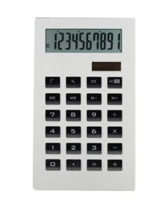 Calculatrice solaire Clip Sonic CL100