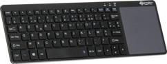 clavier ultra plat sans fil avec pavé tactile general keys