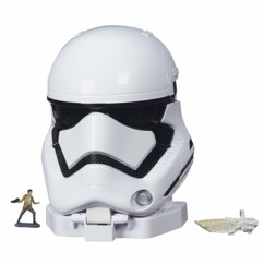 Coffret MicroMachines Star Wars 2 en 1 - Stormtrooper
