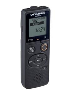 dictaphone enregistreur vocal vn-540pc olympus noir capacité 4go utilisation simple et rapide