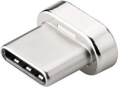 Dongle supplémentaire pour câble magnétique Goobay type USB-C