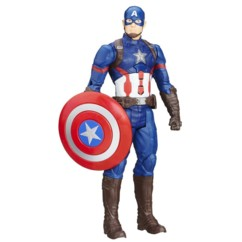 figurine marvel héros titan civil war avengers captain america produit dérivé film