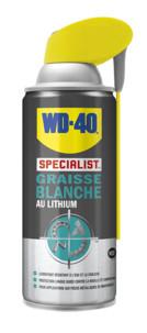graisse blanche au lithium specialist wd40 pour graissage metal longue durée