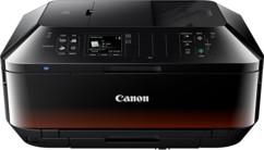 imprimante jet d'encre multifonction canon pixma mg925 noir avec scanner 2400 x 4800 dpi et cartouches separées