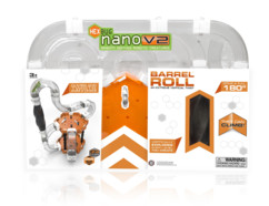 jeu de construction avec fourmis électroniques hex bug nano v2 barrel
