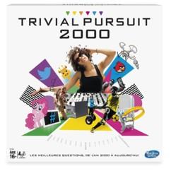 jeu de société questions trivial pursuit années 2000 2 à 6 joueurs