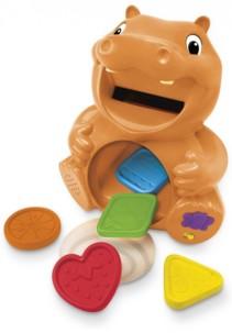 Jouet éducatif Playskool Learnimals Hippo (6 à 36 mois)