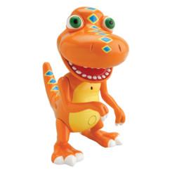 jouet articulé interactif buddy samy t-rex dino train figurine qui parle