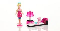 Kit d'accessoires Barbie Build'n Style - Barbie Soirée Pyjama