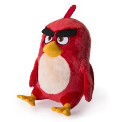 peluche parlante 30 cm angry bords le film oiseau red rouge