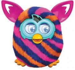 Peluche animée Furby électronique - Boom Sweet - Rayures