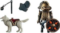 Playmobil : Chevalier au loup