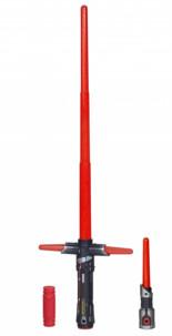 sabre laser de kylo ren jouet avec lame telescopique et dague lightdagger bladebuilers hasbro