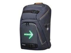 sac a dos pour pc portable avec fleche led port go led