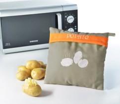 Sac de cuisson pour pommes de terre au four à micro-ondes