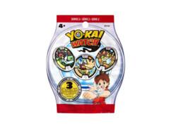 Sachet de 3 médailles Yo-Kai Watch