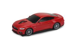 souris sans fil forme voiture de sport fort gt mustang 2015 rouge