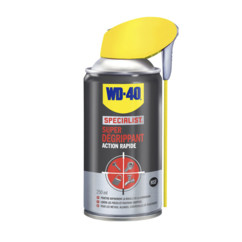 bombe spray super dégrippant 250 ml wd-40 gamme specialist