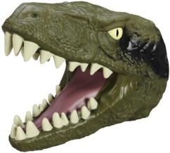 jouet tete de velociraptor jurassic world hasbro