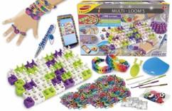 kit de tissage atelier looms avec 3000 elastiques et atelier de tissage joustra
