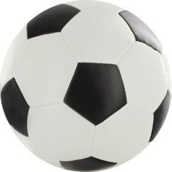 Ballon de football ''Soft'' 18 cm