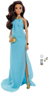 Barbie collection #TheBarbieLook : Robe Azur