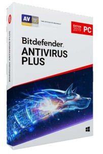Bitdefender 2019 Antivirus Plus - 1 an & 1 PC