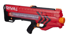 pistolet fusil jouet nerf rival zeus mxv 1200 blaster balles rondes tir hyper rapide airsoft