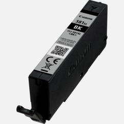 Cartouche originale Canon CLI-581 PGBK XL - Noir