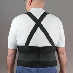 ceinture de maintien abdominale lombaires pour travaux et lourdes charges mydas
