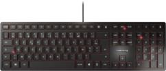 Clavier USB ultra-plat KC 6000 Slim - Noir