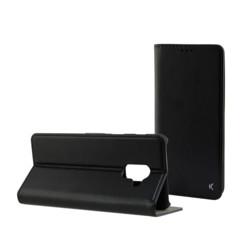 Coque de protection avec clapet folio pour Samsung Galaxy A8