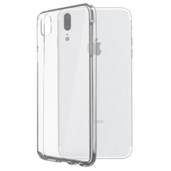 Coque de protectionpour iPhone X / XS - Transparent
