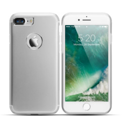 Coque en aluminium pour iPhone 7+ / 8+ - Argent
