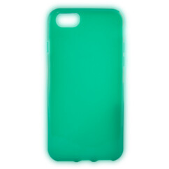 "Coque iPhone 7 / 8 / SE 2020 ""Sense"" - Phoshorescent Vert"