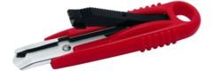 cutter 18 mm wedo avec lame auto retractable sécurité anti accident lame remplaçable