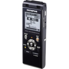 Dictaphone numérique Olympus WS-853 + Dragon Recorder Edition 12