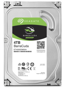 Disque dur 3,5'' Seagate BarraCuda - 4 To