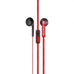 Écouteurs kit main-libres Oslo - Rouge