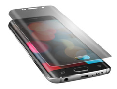 ecran de protection flexible en tpu pour écran de galaxy s8 incurvé