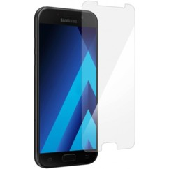 Façade de protection en verre trempé 9H pour Samsung Galaxy A3 (2017) (x2)