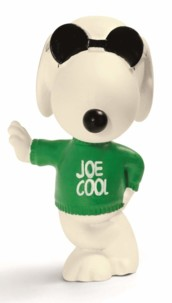 "Figurine Snoopy : Snoopy ""Joe Cool"""