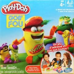 jeu de société enfant avec pate a modeler play doh gob fou garcon fille