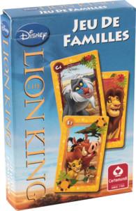 Jeu des familles Roi Lion