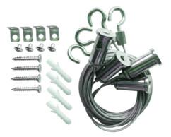 Kit de fixation pour panneau LED