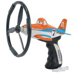 jouet planeur dusty planes disney avec helice volante